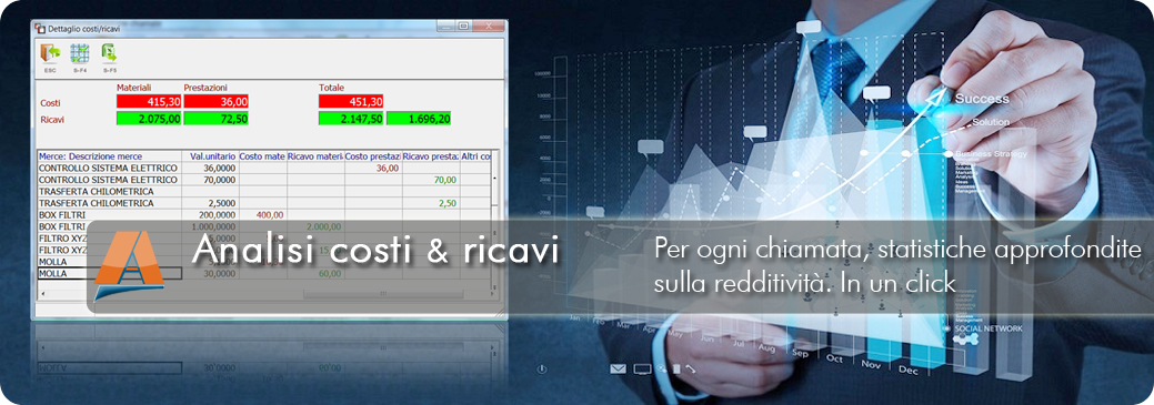 Business intelligence e statistiche navigabili